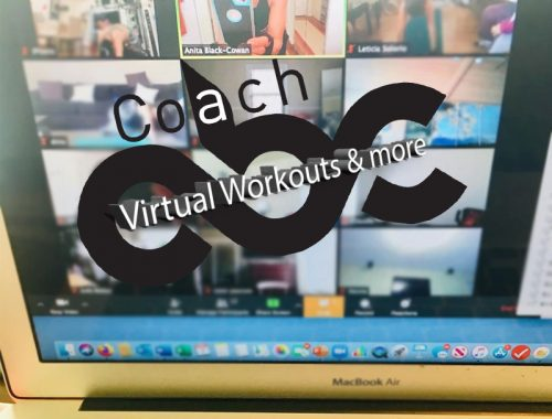 Coach ABC virtual workouts, online workouts, fitness